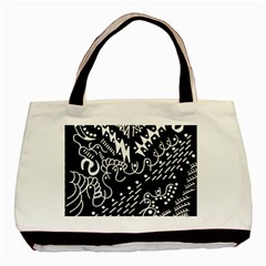 Chicken Hawk Invert Basic Tote Bag (two Sides)