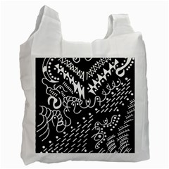 Chicken Hawk Invert Recycle Bag (one Side)