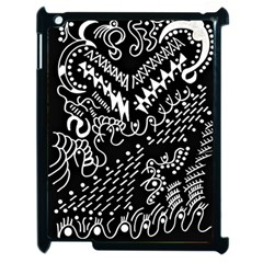 Chicken Hawk Invert Apple Ipad 2 Case (black)