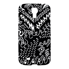 Chicken Hawk Invert Samsung Galaxy S4 I9500/i9505 Hardshell Case