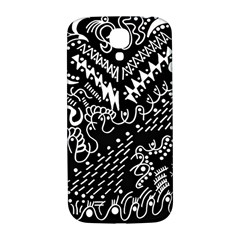 Chicken Hawk Invert Samsung Galaxy S4 I9500/i9505  Hardshell Back Case
