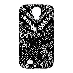 Chicken Hawk Invert Samsung Galaxy S4 Classic Hardshell Case (pc+silicone)