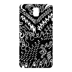 Chicken Hawk Invert Samsung Galaxy Note 3 N9005 Hardshell Back Case
