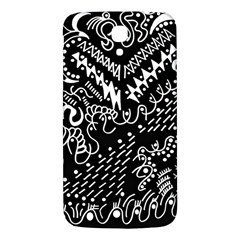 Chicken Hawk Invert Samsung Galaxy Mega I9200 Hardshell Back Case