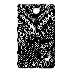 Chicken Hawk Invert Samsung Galaxy Tab 4 (8 ) Hardshell Case