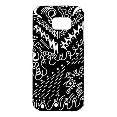 Chicken Hawk Invert Samsung Galaxy S7 Edge Hardshell Case