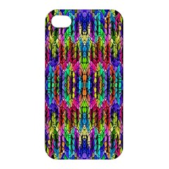 Colorful 7 Apple Iphone 4/4s Premium Hardshell Case