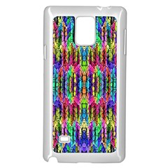 Colorful 7 Samsung Galaxy Note 4 Case (white)