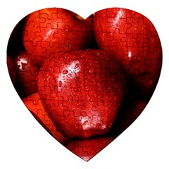 Apples 1 Jigsaw Puzzle (heart)