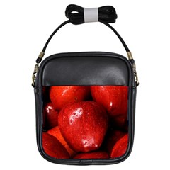 Apples 1 Girls Sling Bags
