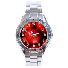 Apples 1 Stainless Steel Analogue Watch