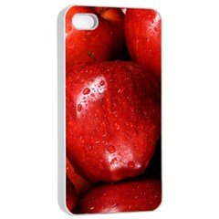 Apples 1 Apple Iphone 4/4s Seamless Case (white)
