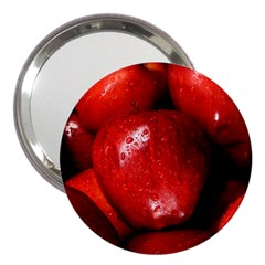Apples 1 3  Handbag Mirrors