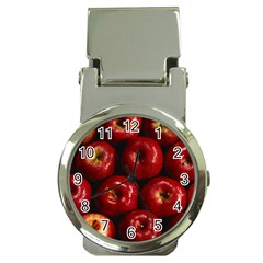 Apples 2 Money Clip Watches
