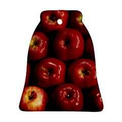 Apples 2 Bell Ornament (two Sides)