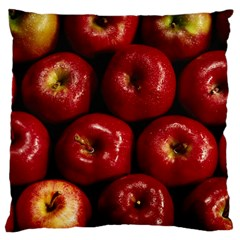 Apples 2 Large Cushion Case (two Sides)