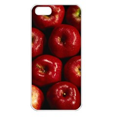Apples 2 Apple Iphone 5 Seamless Case (white)