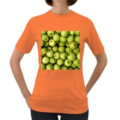 Apples 3 Women s Dark T Shirt