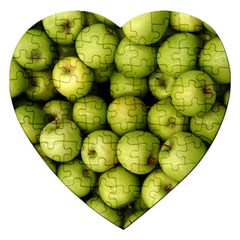 Apples 3 Jigsaw Puzzle (heart)