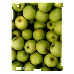 Apples 3 Apple Ipad 3/4 Hardshell Case (compatible With Smart Cover)