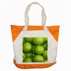 Apples 4 Accent Tote Bag