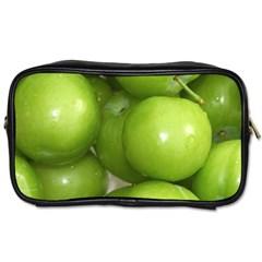 Apples 4 Toiletries Bags