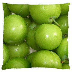 Apples 4 Large Cushion Case (two Sides)