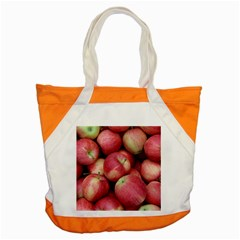 Apples 5 Accent Tote Bag