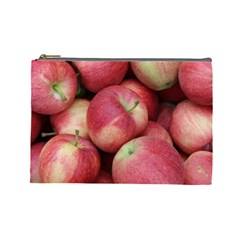 Apples 5 Cosmetic Bag (large)