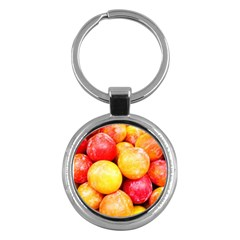 Apricots 1 Key Chains (round)
