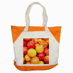 Apricots 1 Accent Tote Bag