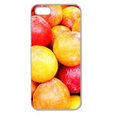 Apricots 1 Apple Seamless Iphone 5 Case (clear)
