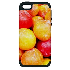 Apricots 1 Apple Iphone 5 Hardshell Case (pc+silicone)