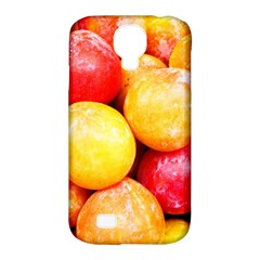 Apricots 1 Samsung Galaxy S4 Classic Hardshell Case (pc+silicone)