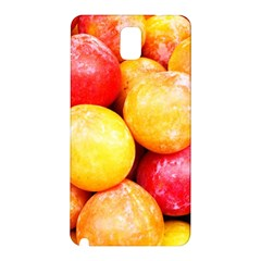 Apricots 1 Samsung Galaxy Note 3 N9005 Hardshell Back Case