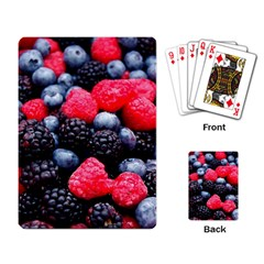 Berries 2 Playing Card