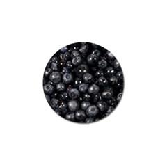 Blueberries 1 Golf Ball Marker (4 Pack)