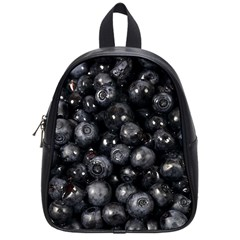 Blueberries 1 School Bag (small)