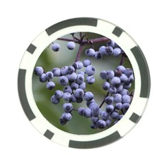 Blueberries 2 Poker Chip Card Guard (10 Pack)