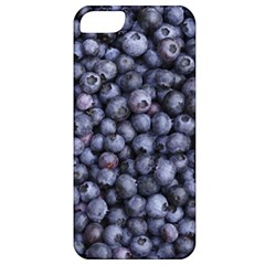 Blueberries 3 Apple Iphone 5 Classic Hardshell Case