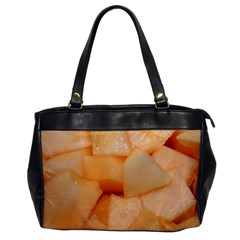 Cantaloupe Office Handbags