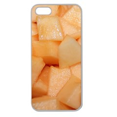 Cantaloupe Apple Seamless Iphone 5 Case (clear)