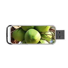 Coconuts 1 Portable Usb Flash (two Sides)