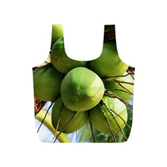 Coconuts 1 Full Print Recycle Bags (s)
