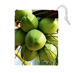 Coconuts 1 Drawstring Pouches (extra Large)