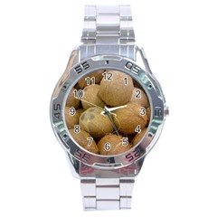 Coconuts 2 Stainless Steel Analogue Watch