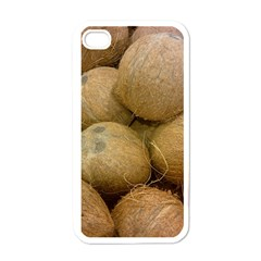 Coconuts 2 Apple Iphone 4 Case (white)