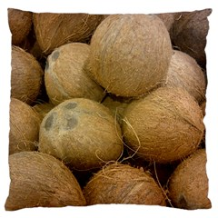 Coconuts 2 Large Cushion Case (two Sides)