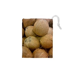 Coconuts 2 Drawstring Pouches (xs)