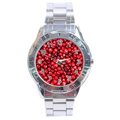 Cranberries 2 Stainless Steel Analogue Watch